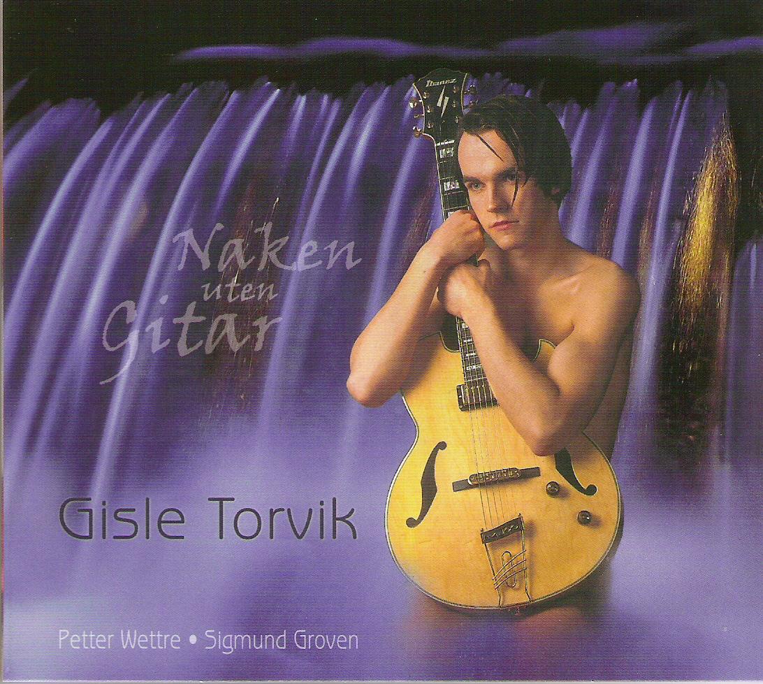 Naken uten gitar
